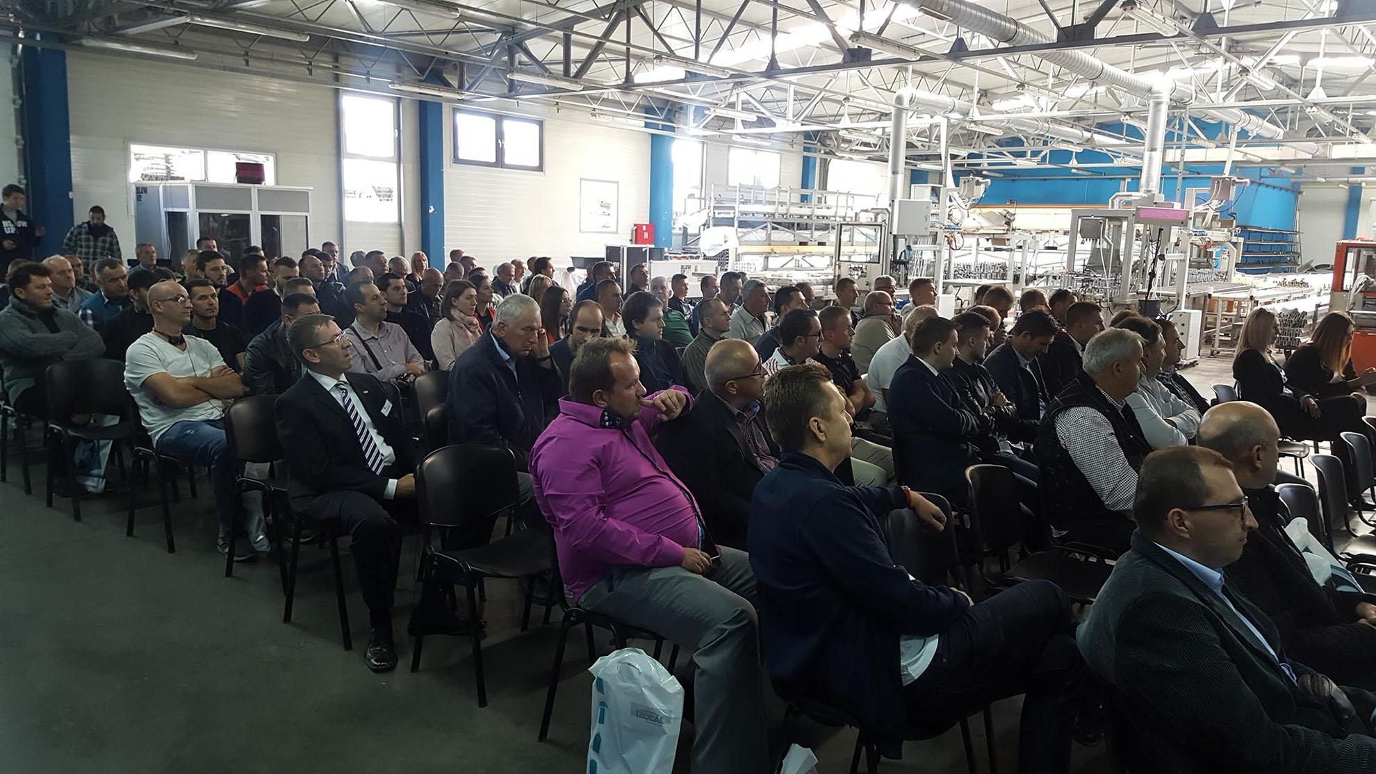 """Seminar """"Aktuelno u Profine-u i prozorskoj tehnici – 2016""""."""