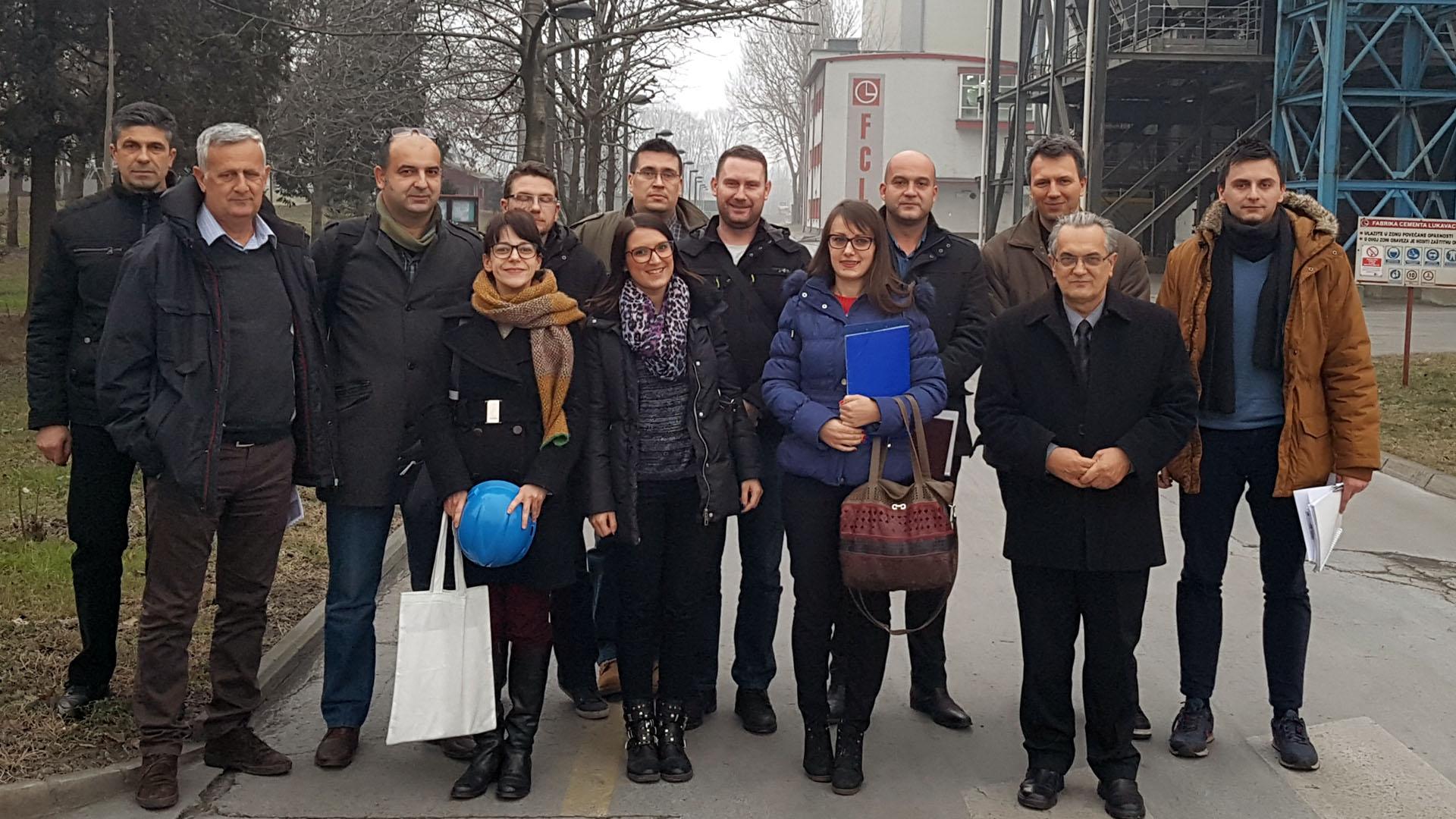 FCL / Fabrika cementa Lukavac / In-house seminar i radionica