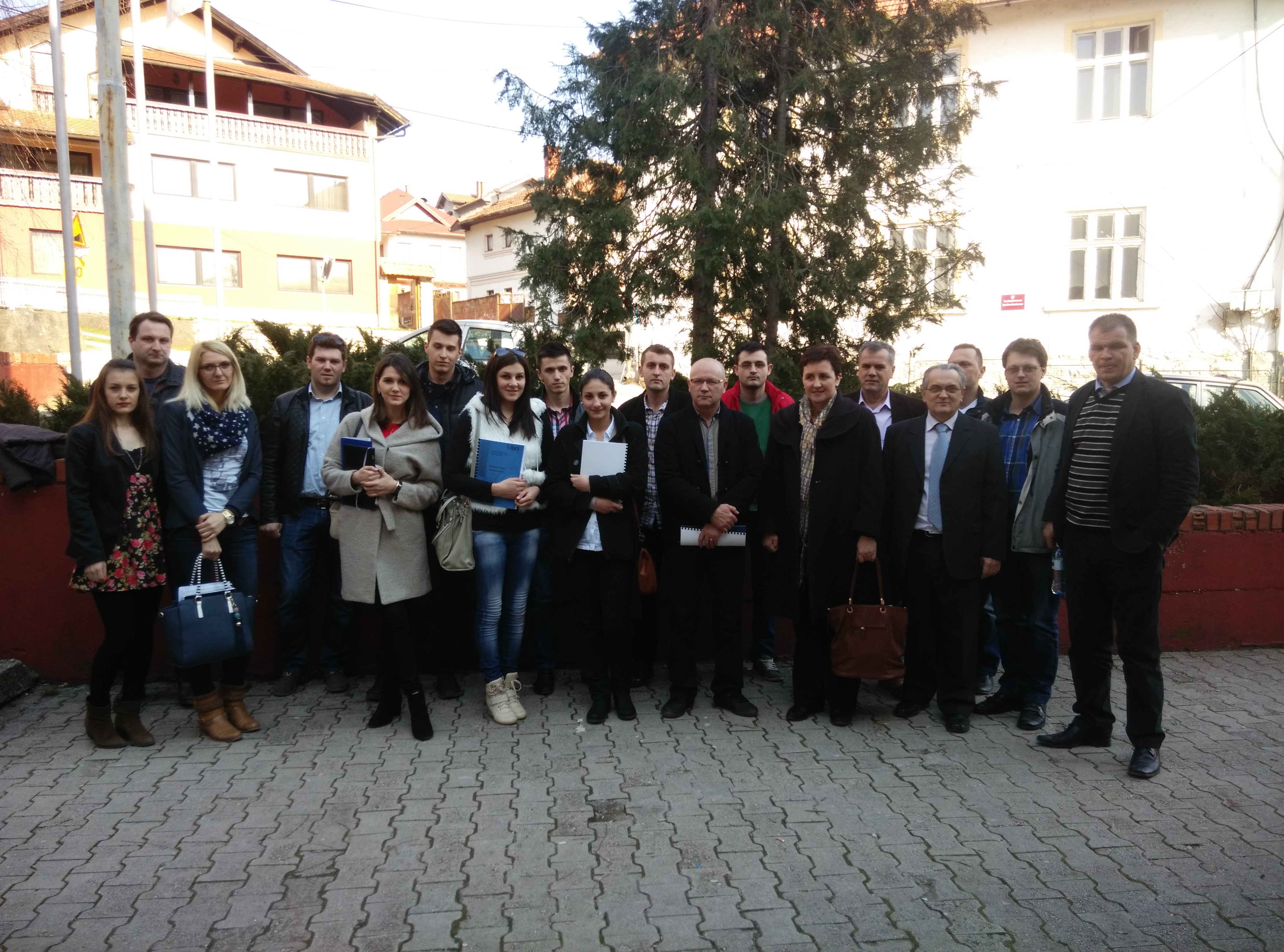 Interaktivni seminar za kompanije u BiH